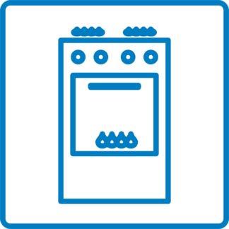 Запчасти для газовых плит и духовок